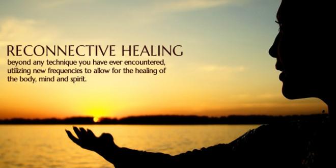 Reconnective Healing – Ponovna povezava